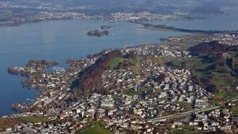 Wollerau: Hier lebt es sich schön - und steuergünstig