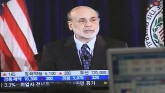 Bernanke wartet mit Massnahmen bis zur nächsten Sitzung (Archiv)