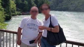 Mit 15 Schüssen tötete der 61-Jährige seine 48-jährige Frau während des gemeinsamen Urlaubs in der Heimat. Jetzt wird bekannt, dass er in Baden wohnt und zwei Kinder hat.