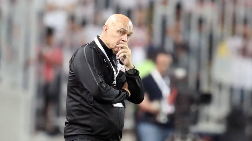 Tabula rasa auf Schalke: Gross, Schneider weg, Knäbel übernimmt
