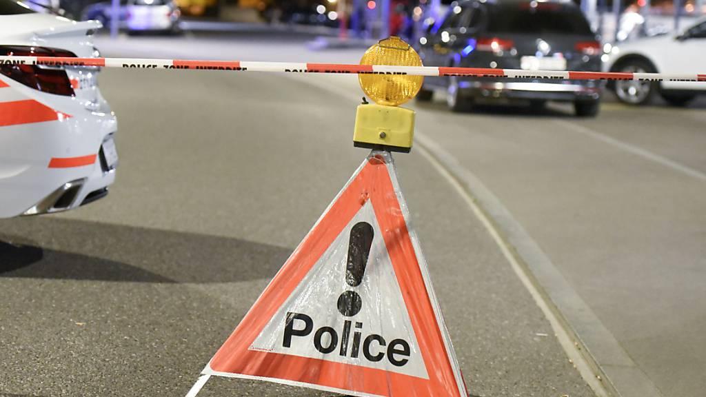 Morges VD: Mann wird von Schüssen aus Polizeiwaffe tödlich verletzt