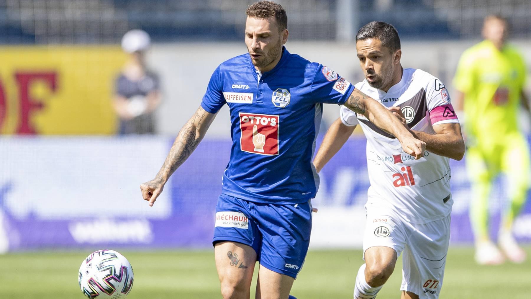 Francesco Margiotta, FCL