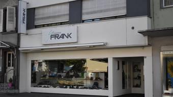 Schuhhauskette Frank in Möhlin