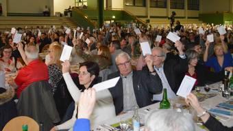 Die Mitglieder der Raiffeisenbank Möhlin durften an ihrer Generalversammlung sehr erfreuliche Zahlen zur Kenntnis nehmen und zwei neue Verwaltungsrätinnen wählen.