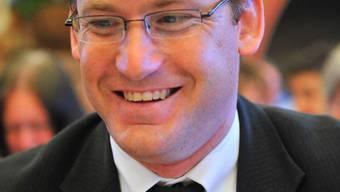 FDP-Fraktionschef Yves Derendinger hat gut lachen