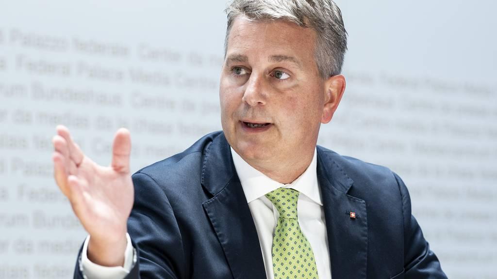 SVP-Vorstand stellt sich klar hinter Marco Chiesa