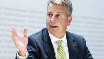 Marco Chiesa erhält Rückendeckung vom Vorstand der SVP.