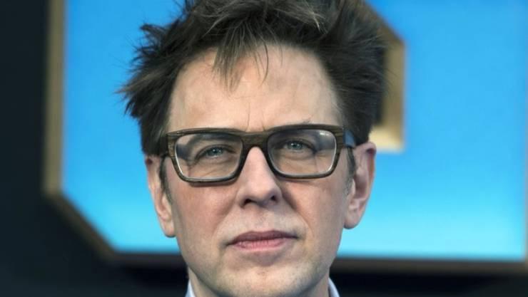 US-Regisseur James Gunn hat Erfolg. Als Jugendlicher aber fühlte er sich einsam und dachte sogar an Selbstmord. (Archiv)