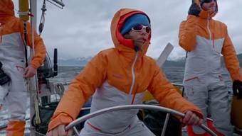 Wieder zuhause in La Tzoumaz VS: Abenteurerin Caro North über ihre Expedition in der Antarktis.