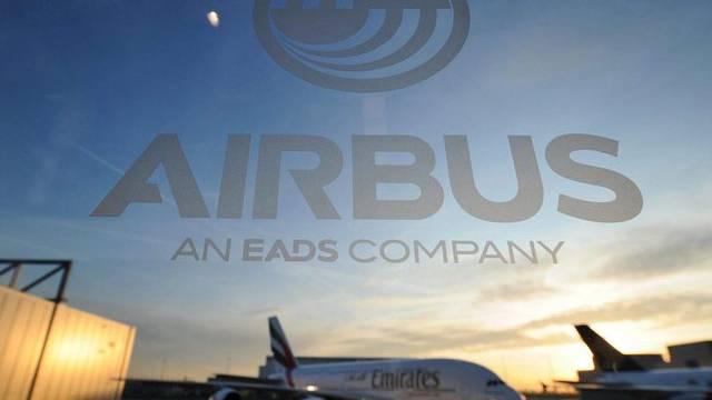 Profitiert von der Euro-Krise: Flugzeugbauer Airbus (Archiv)