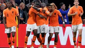 Deutschland - Holland