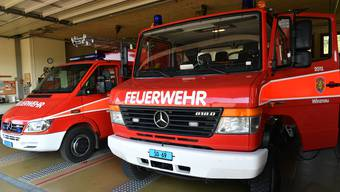 Noch ist die Feuerwehr Winznau eigenständig.