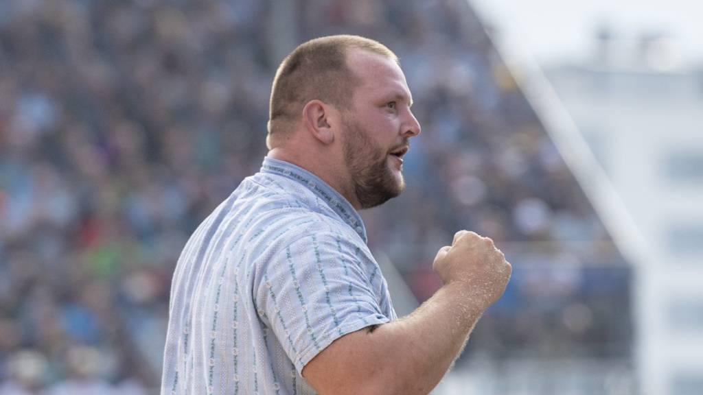 Sperre gegen Sven Schurtenberger aufgehoben