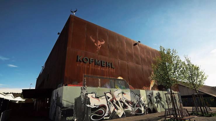 Die Kulturfabrik Kofmehl musste seit dem Stillstand vor vier Wochen 50 Anlässe absagen.