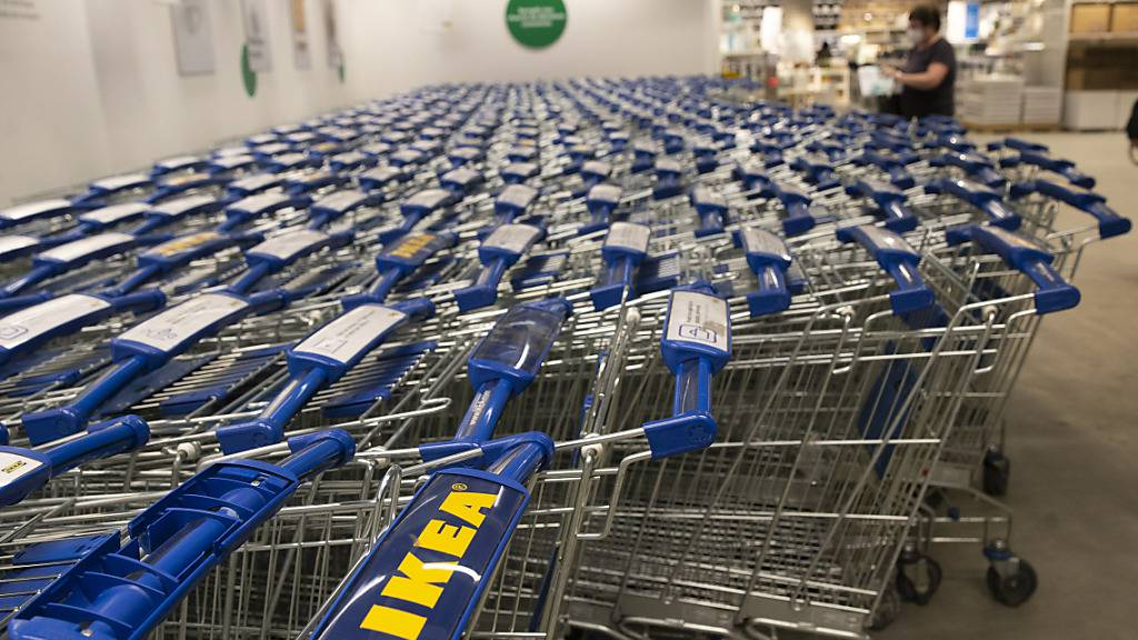 Ikea Schweiz steigert Umsatz 2020/21 dank Online-Bestellungen klar