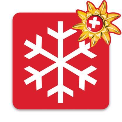 Schweiz Tourismus bietet eine App an, mit der sich jederzeit ein Schneebericht, die aktuelle Wetterlage und Webcams von über 200 Schweizer Skigebieten abrufen lassen. Wintersportler können dank der App perfekt einschätzen, wo die Verhältnisse für einen Ausflug am besten sind. Swiss Snow zeigt an, wie viele Anlagen in einem Skigebiet offen sind, welcher Anteil der Pisten mit Kunstschnee beschneit ist und wie hoch der Schnee im Winterort liegt. Nutzer können die Karte eines Skigebiets gratis downloaden.