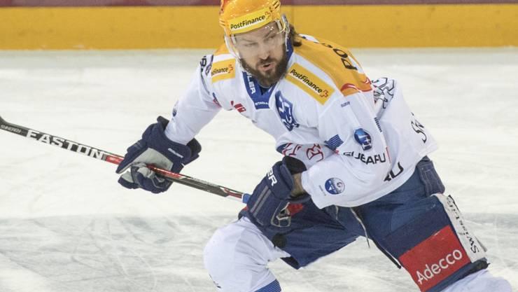 Kevin Klein ist für Spiel 6 der Halbfinal-Serie zwischen den ZSC Lions und dem SC Bern gesperrt