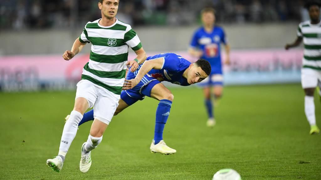 Jordi Quintillà hat beim FC St.Gallen noch einen Vertrag für die nächste Saison.