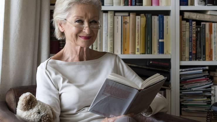 Die Schauspielerei hält sie jung: Heidi Maria Glössner will ihr Arbeitspensum auch mit 70 Jahren nicht reduzieren. (Archivbild)