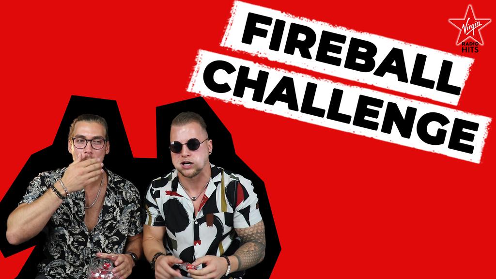 Fireball Challenge mit Kenny und Levin