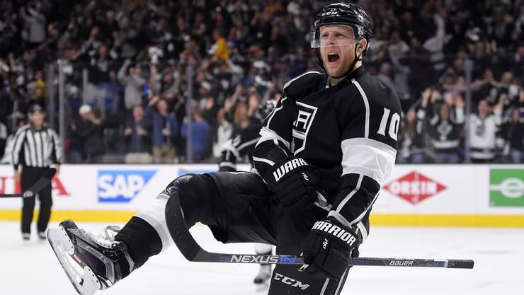 Direkt aus der NHL zum Schweizer Meister: Kris Versteeg