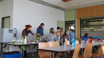 Der Mittagstisch wurde nicht mehr von vielen Kindern besucht. Deshalb wurde er infrage gestellt.