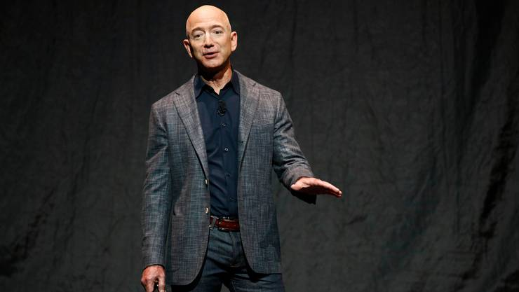 Jeff Bezos, Opfer einer Hacker-Attacke?