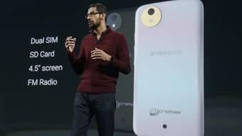 Google präsentiert die neusten Trends und Entwicklungen an der I/O