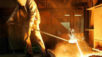 Durch das Bündnis von Thyssenkrupp mit dem Konkurrenten Tata entsteht der zweitgrösste Stahlkonzern Europas. (Symbolbild)