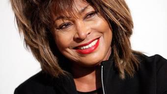 Tina Turner: Der Superstar bei der Präsentation von «Beyond» in Erlenbach