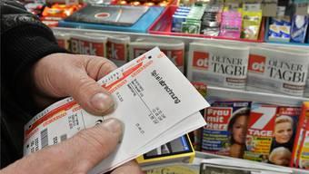 Wer Lotto spielt, hilft mit, kulturelle Projekte zu unterstützen.