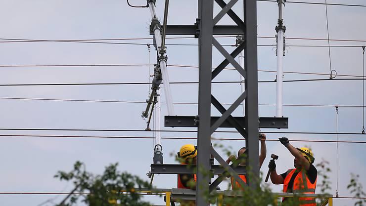 Die Strompreise steigen 2021 ganz leicht an. (Symbolbild)