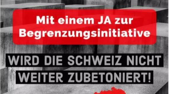 «Symbolik des Bildes war uns nicht bewusst» SVP Zürich entschuldigt sich