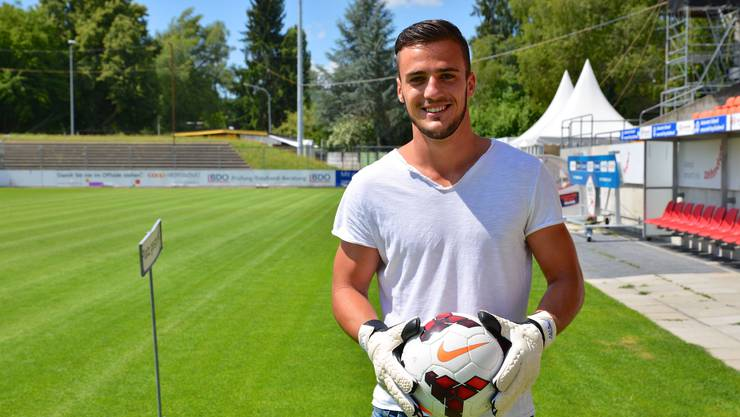 Torhüter Ulisse Pelloni wechselt zum FCA