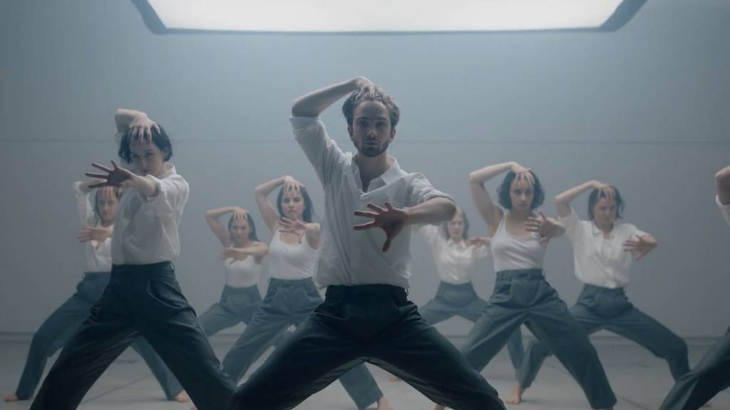 So sieht Corona als Tanz aus