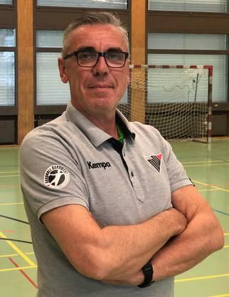 Der neuer Trainer Samir Sarac soll die U19 Elite verstärken und das Niveau der Spieler nun noch weiter anheben.