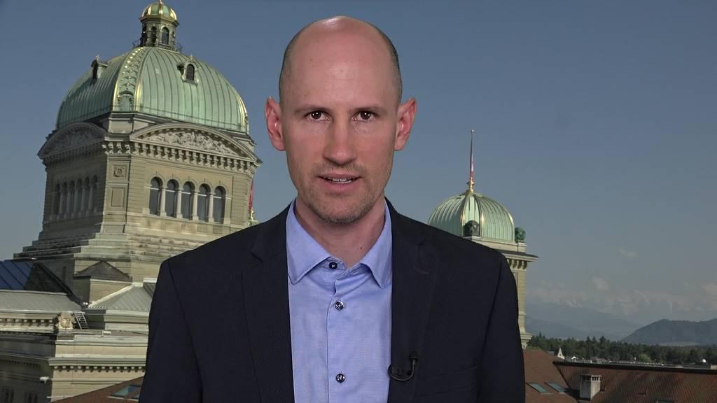 Covid-19: Einschätzung von TVO-Bundeshauskorrespondent
