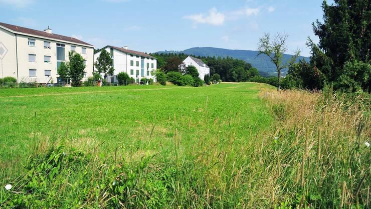 Gebiet zwischen Hardstrasse und Mettlenstrasse in Starrkirch-Wil.