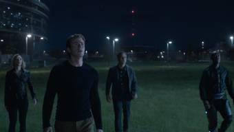 """Das Superheldenepos """"Avengers: Endgame"""" hat am Wochenende vom 25. bis 28. April 2019 weitaus am meisten Filmfans in die Schweizer Kinos gelockt. (Archivbild)"""
