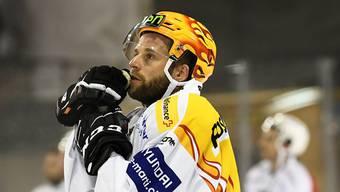 Vor kurzem noch Topskorer, nun nicht mehr EHCO-Spieler: Marco Truttmann. Bild: Urs Lindt/Freshfocus (12.10.2019)