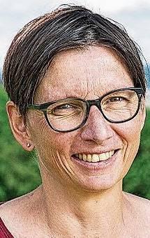 Christine Neff, Geschäftsführerin Jurapark Aargau