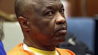 """Zum Tode verurteilt: Der Serienmörder von Los Angeles, bekannt unter dem Namen """"Grim Sleeper"""", wird aller Voraussicht nach hingerichtet werden. (Archivbild)"""