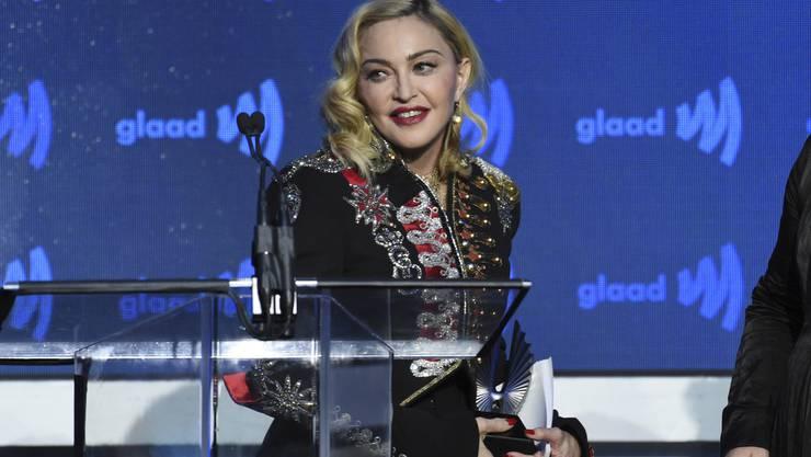 Kommt sie oder kommt sie nicht? Der geplante Auftritt von US-Popstar Madonna am Eurovision Song Contest steht weiterhin in den Sternen. (Archivbild)