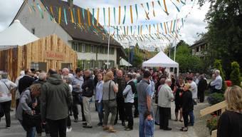 Das Dorffest in Freienwil