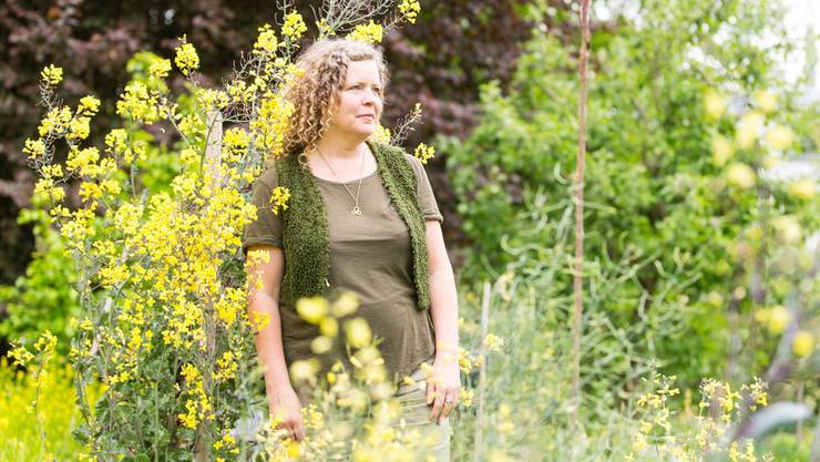 Barbara Erath sucht in der Natur stets nach neuen Zutaten. Kürzlich hat sie die Ahornblüten entdeckt.