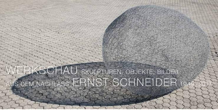 Ausstellung Ernst Schneider