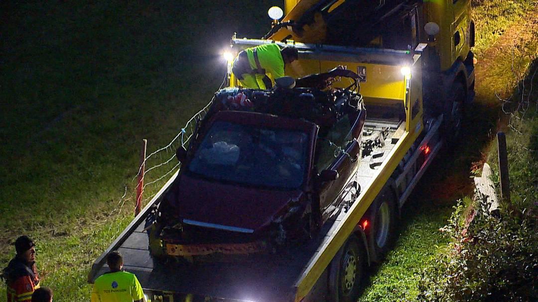 Tödlicher Verkehrsunfall am Sustenpass (Uri)