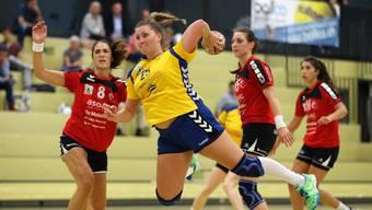 Die Handballerinnen des ATV/KV Basel treffen im ersten Spiel der Abstiegsrunde auf den HSC Kreuzlingen.
