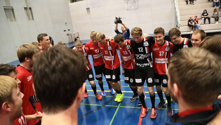 Unihockey Basel Regio bleibt auf dem 3. Platz.