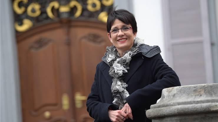 Will nicht kandidieren: Elisabeth Augstburger